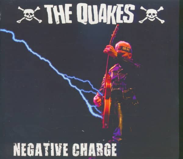 Negative Charge (CD)