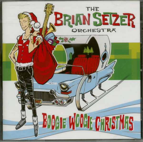 Boogie Woogie Christmas (CD)