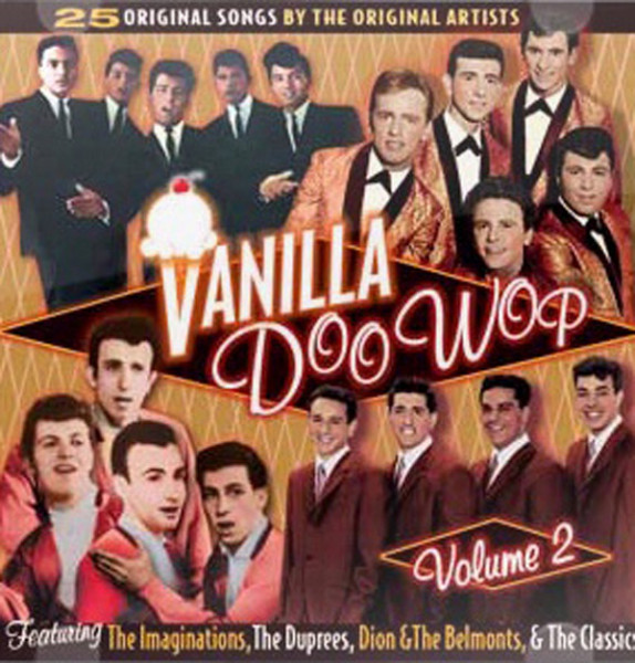 Vol.2, Vanilla Doo Wop - White Group Sounds