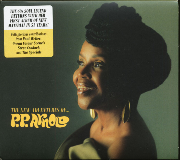 The New Adventures Of ... P.P. Arnold (CD)