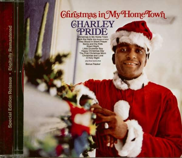 Christmas In My Home Town (CD, Rmst., Bonus Tracks)