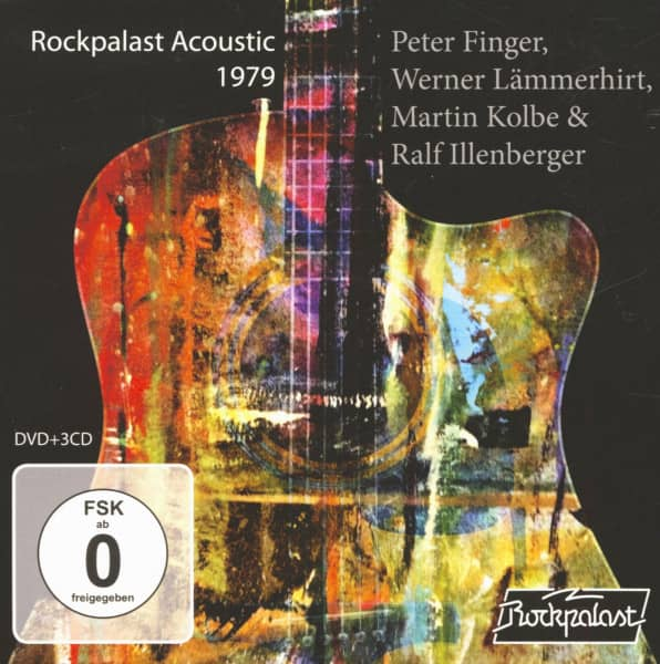 Rockpalast Acoustic 1979 (3-CD & DVD)