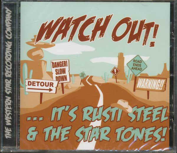Watch Out! (CD)