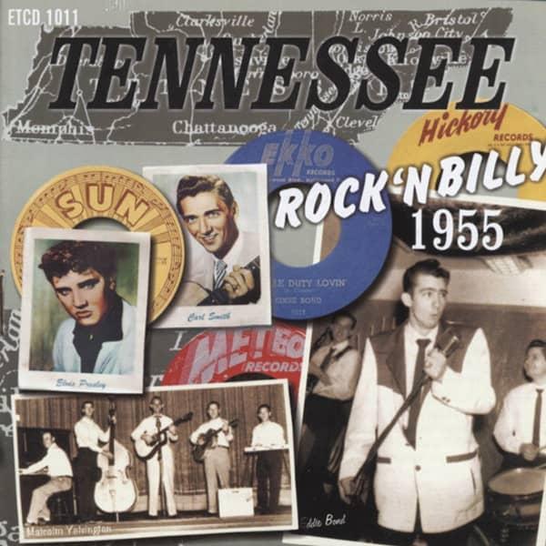 Tennessee Rock'N Billy 1955