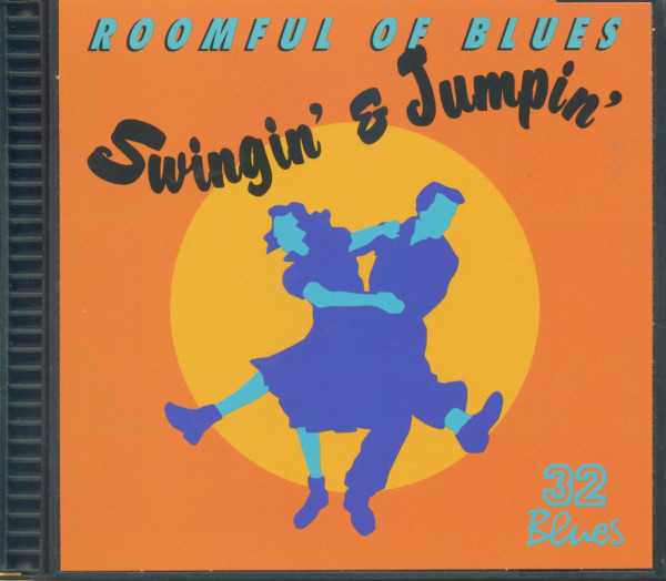Swingin' & Jumpin' (CD)