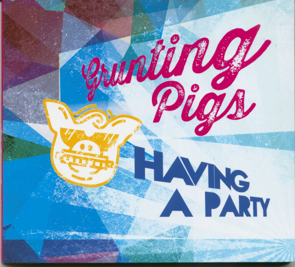 Having A Party (CD)
