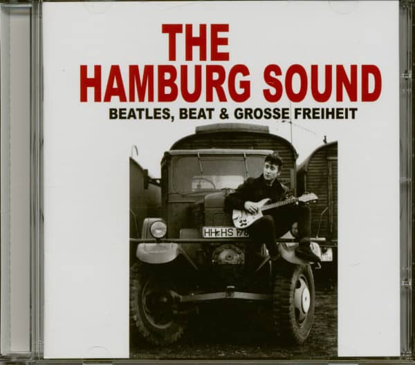 Hamburg Sound - Beatles, Beat & Grosse Freiheit (CD)