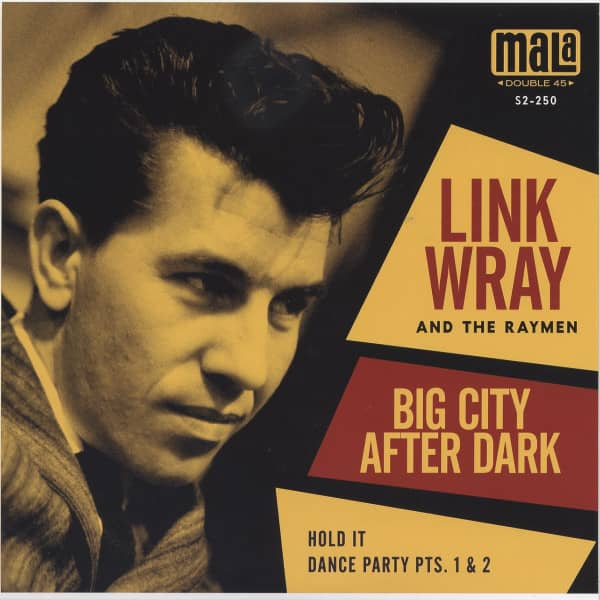 Big City After Dark (2x7inch, 45rpm, EP, PS)