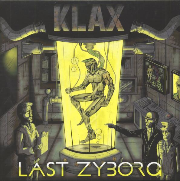 Last Zyborg (LP)