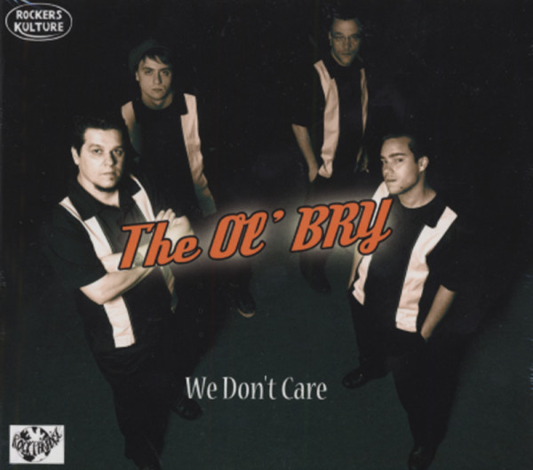 We Don't Care (2012)