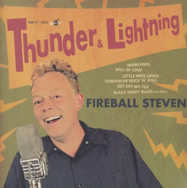 Thunder & Lightning (LP)