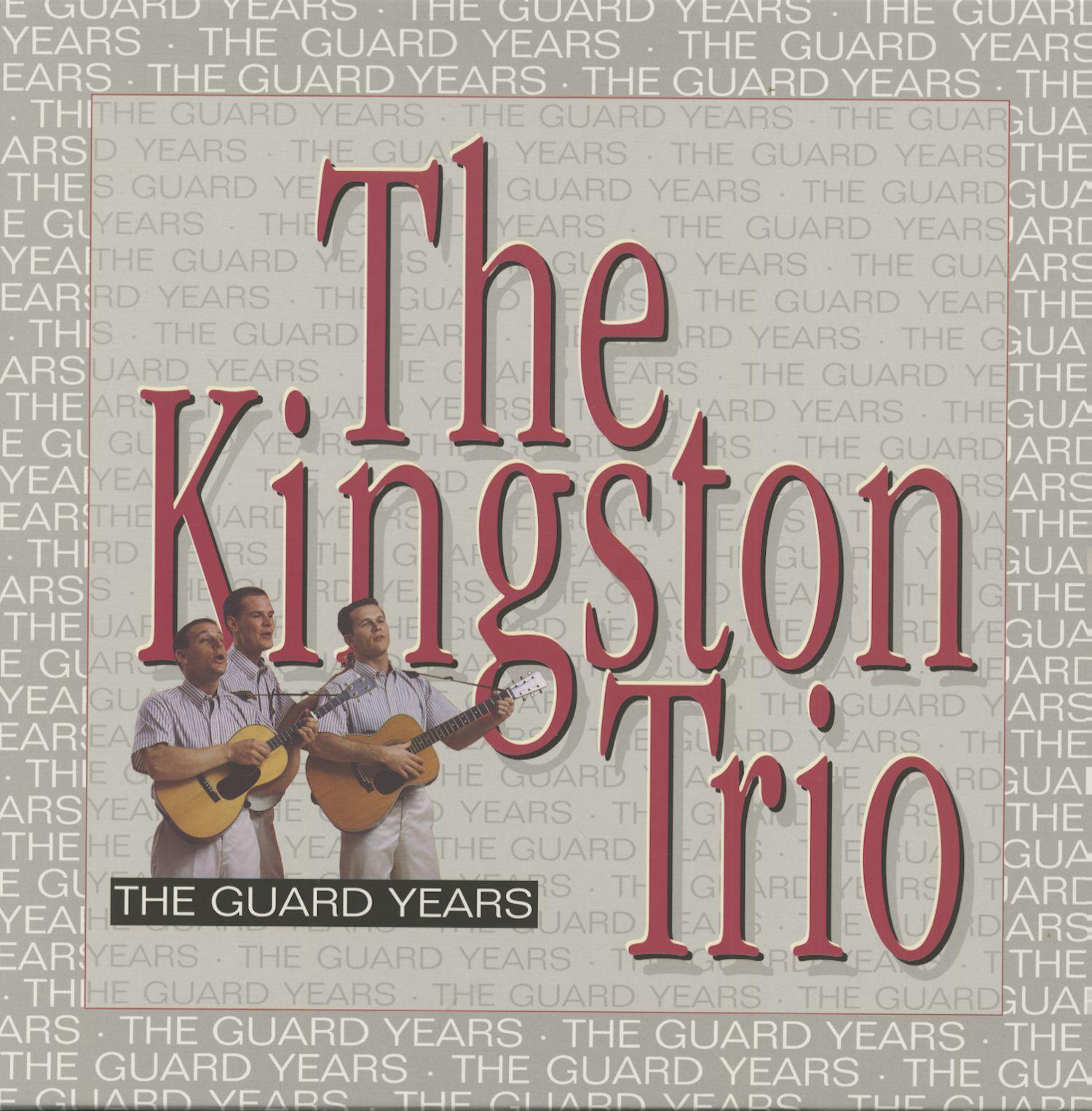 KINGSTON TRIO The Guard Years (10-CD Box Set)