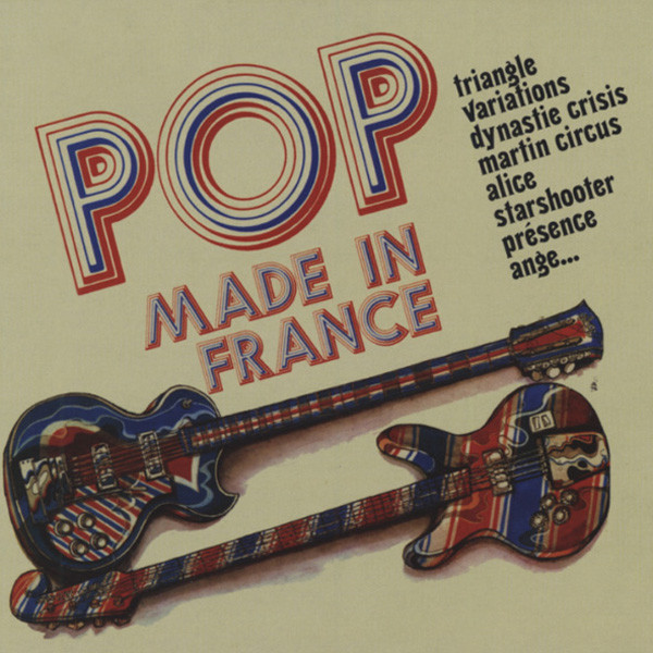 Pop Made In France, Vol.1