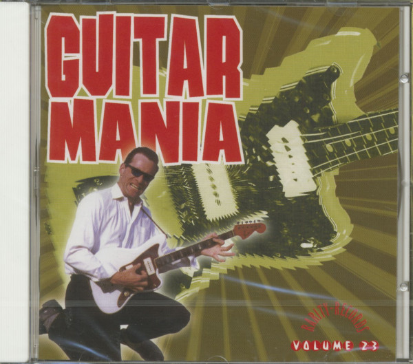 Guitar Mania, Vol.23 (CD)