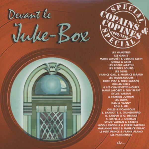 Devant le Juke-Box - Copains & Copines