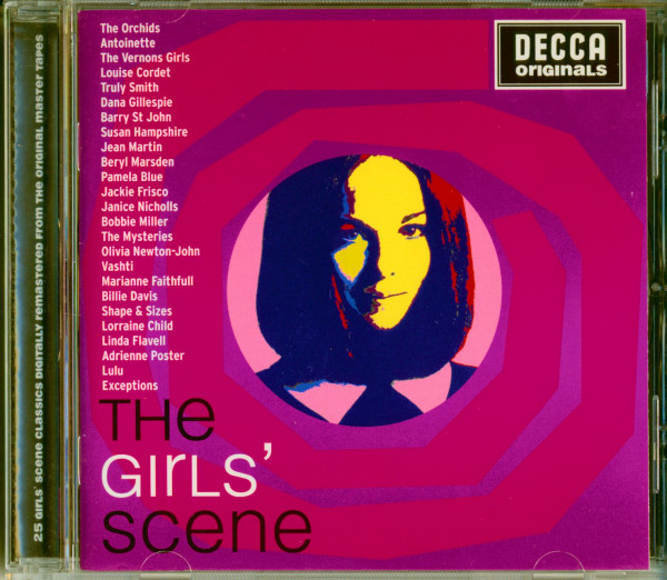 The Girl Scene (Decca Originals)