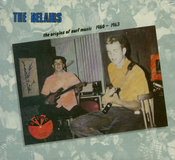 The Origins Of Surf Music 1960-63 (CD)
