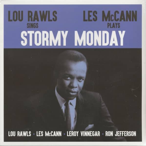 Stormy Monday (LP)