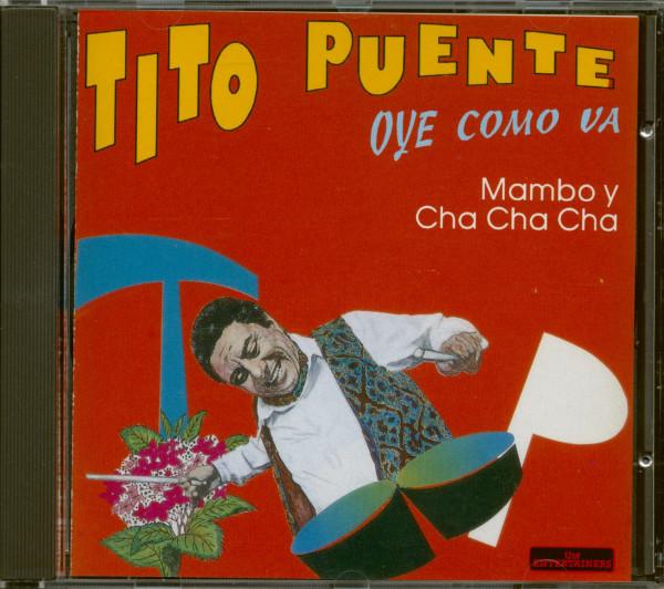 Oye Como Va - Mambo Y Cha Cha Cha (CD)
