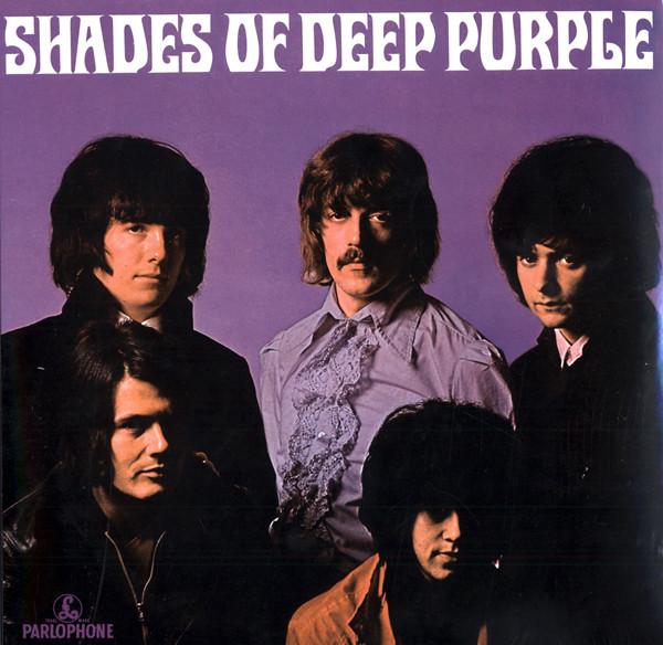 Shades Of Deep Purple (mono - purple vinyl)