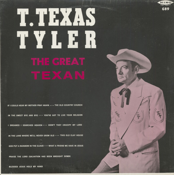 The Great Texan (LP)