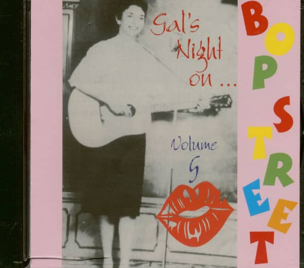 Gal's Night On Bop Street Vol.5 (CD)
