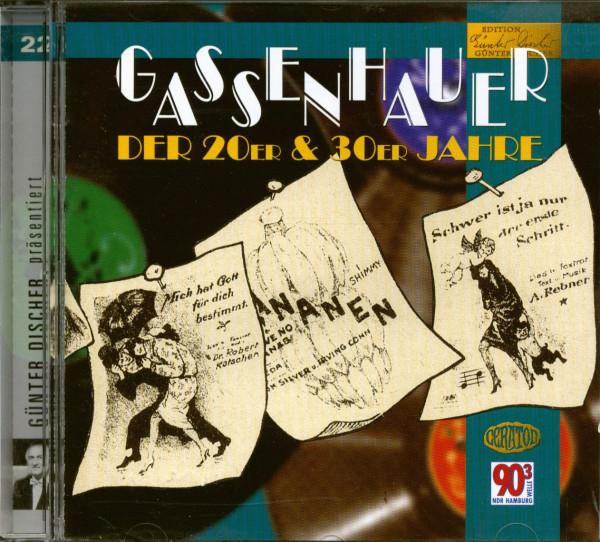 Gassenhauer der 20er und 30er (CD)