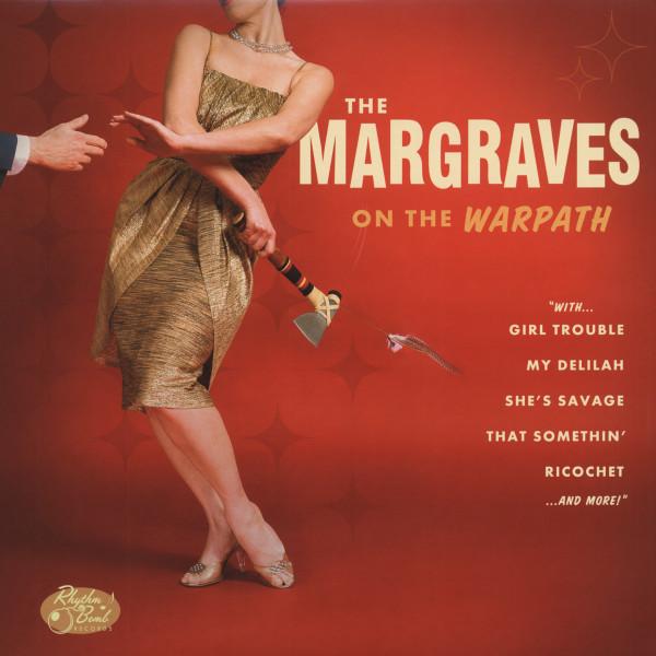 On The Warpath - Vinyl LP