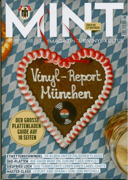 Mint Magazin #38, 08/20