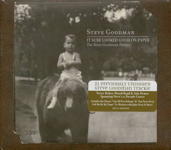 It Sure Looks Good On Paper - The Steve Goodman Demos (CD)