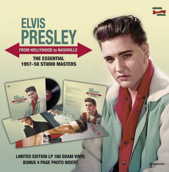 From Hollywood To Nashville (LP, 180g, Ltd.)