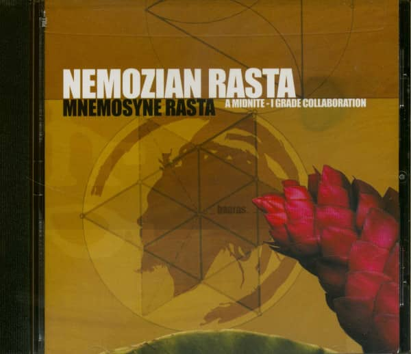 Nemozian Rasta - A Midnite - I Grade Collaboration (CD)