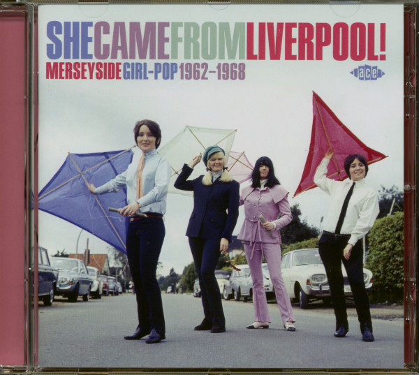 She Came From Liverpool! - Merseyside Girl-Pop 1962-1968 (CD)
