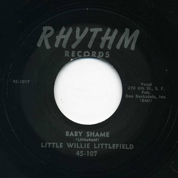 Baby Shame - Mistreated Steady Driving R & B