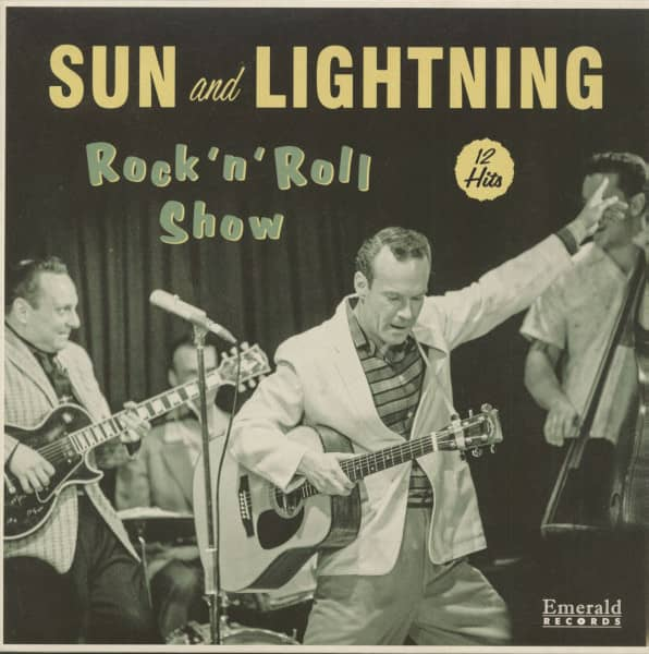 Sun And Lightning Rock And Roll Show (LP)