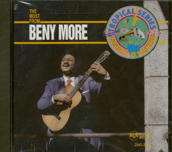 The Most From Beny More (CD)