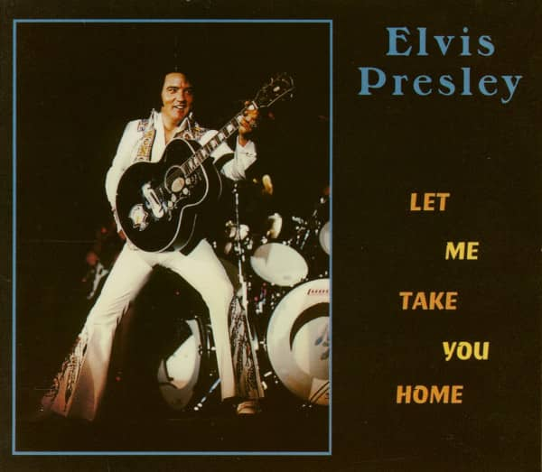 Let Me Take You Home (CD)