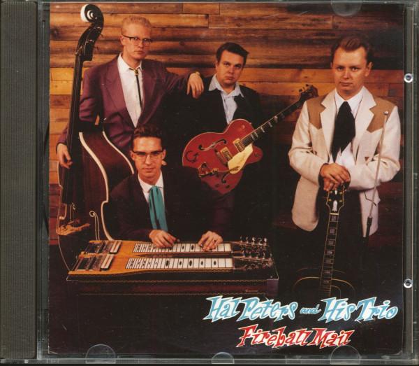 Fireball Mail (CD)