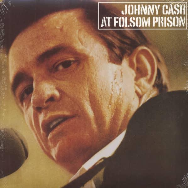Johnny Cash At Folsom Prison (LP, 180g Vinyl)