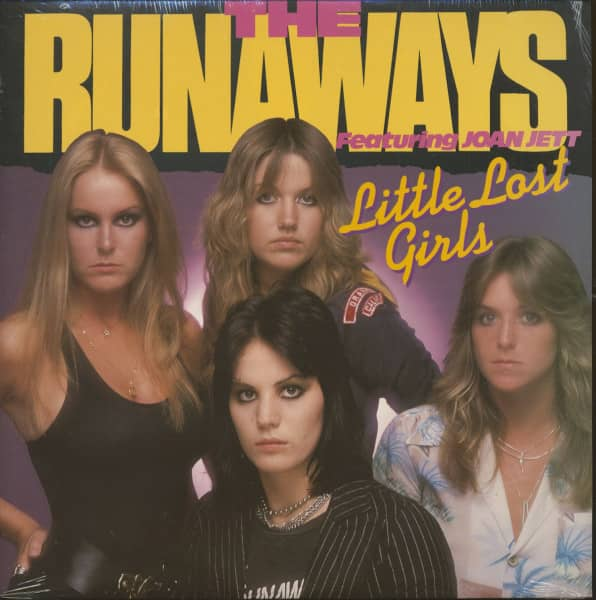 Little Lost Girls (feat. Joan Jett) (LP)