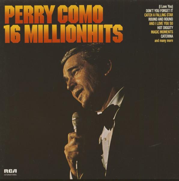 16 Millionhits (LP)