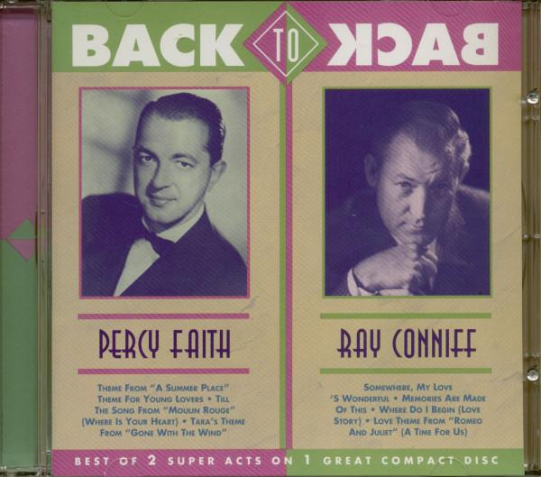 Back To Back (CD)