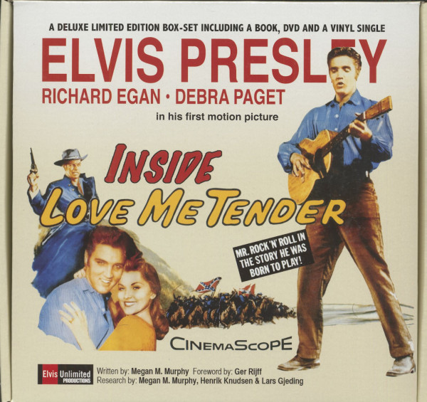 Inside Love Me Tender - Limited Box-Set