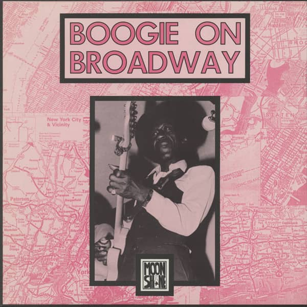 Boogie On Broadway