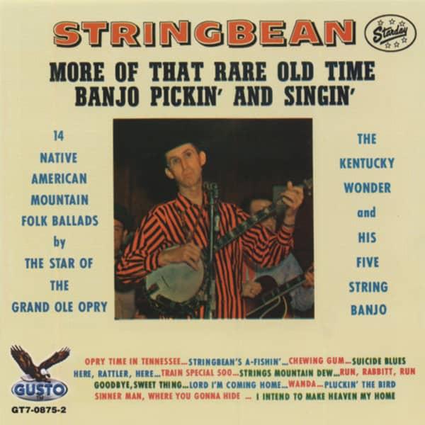 More Of That Rare Oldtime Banjo Pickin' & Sin