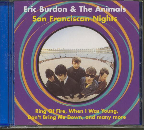 San Franciscan Nights (CD)