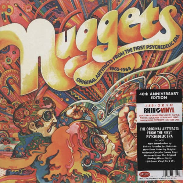 Nuggets - 40th Anniversary (2-LP)