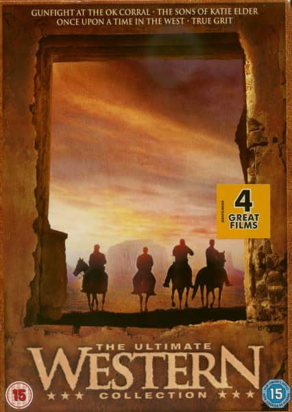 The Ultimate Western Collection (5-DVD)
