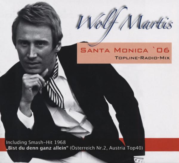 Santa Monica '06 - Maxi CD Digipac