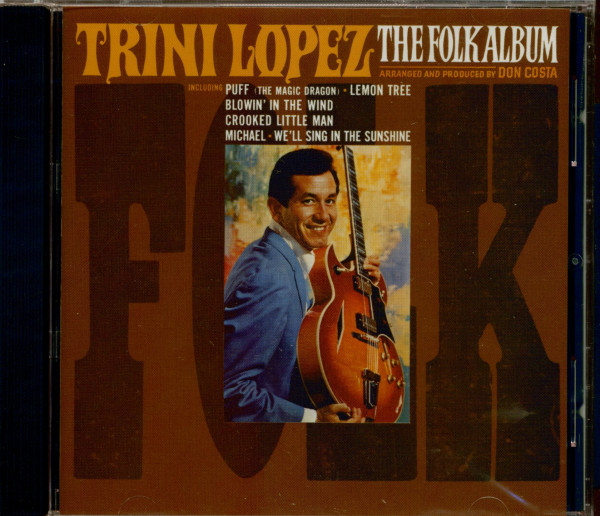 The Folk Album (CD)